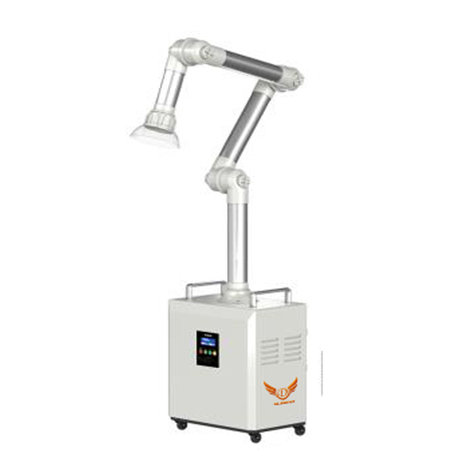 Extraoral dental Suction system unit